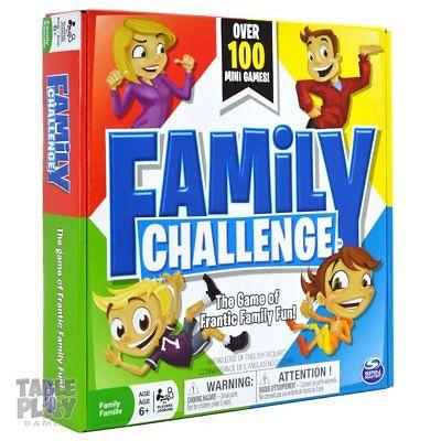 Family Challenge