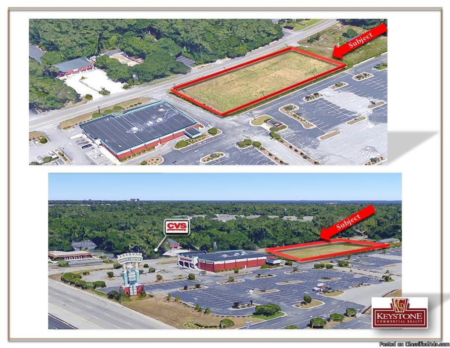 Magnolia Town Center Outparcel-Land for Sale-Myrtle Beach
