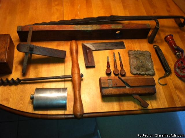 Antique Tools in great shape