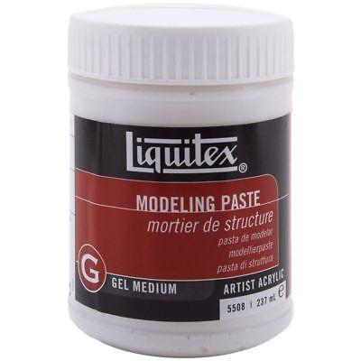 Liquitex Modeling Paste Acrylic Gel Medium - NOTM451721