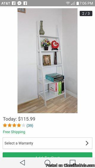 5 Level Shelf