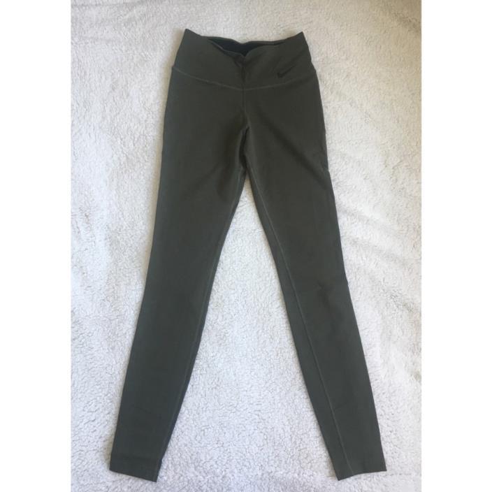 Nike Dry Fit Leggings Green Size XS NWOT