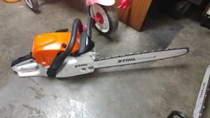 Brand new stihl 311 chain saw (Momroe)