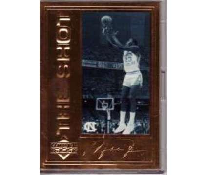 Michael Jordan 1996 Upper Deck The Shot 22kt Gold (05362/10000)