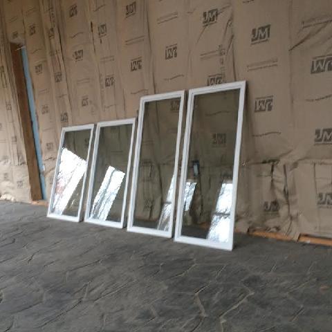 Windows, Double Pane Glass