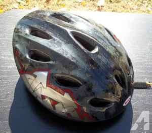 Bell Youth Size Bicycle Helmet - $5 (Concord (Near Concord Mills))