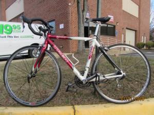 Trek 2100 Road Bike (52cm) (Hand Built in the USA) (Catonsville)