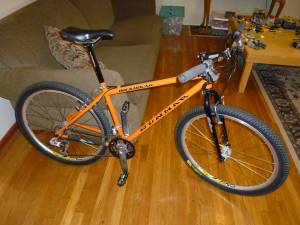 Gunnar Rockhound Mountain Bike (Pittsboro)