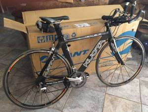 Kuota Kalibur Road Bike (excellent condition) (Summerlin)