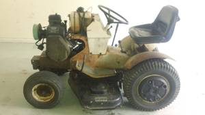 Cash For Your Old Lawn tractor (Carroll / Baltimore Co.)