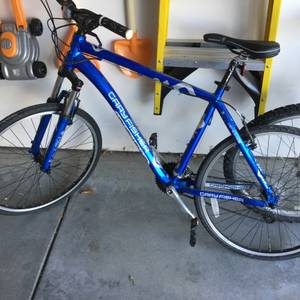 Gary Fischer Hardtail Mountain Bike (Lincoln)