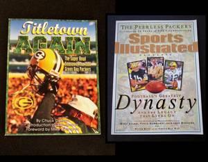 Green Bay Packers Book & Magazine (Menomonee Falls)