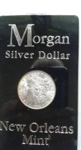 Brilliant Uncirculated Morgan Silver Dollar Coins (Cornelia, Ga)