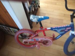 Nice kids bike 16