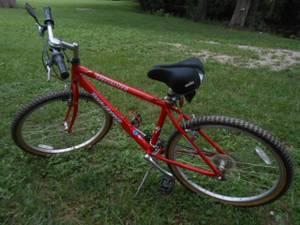 Specialized Aluminum Mountain bike AND a Schwinn Chopper (Wichita)