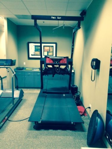 Noramco Unweighted PT50 High speed treadmill