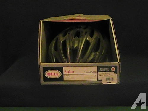 Bell Helmet Solar Bicycle Helmet New in Box Never Used