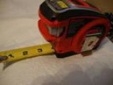 Black and Decker ft laser line tape measure slightly used (Gr