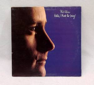 Phil Collins Hello, I Must Be Going! Vinyl LP (16th Ave. And Bethany Home Rd.)