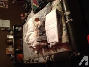 water bed - $50 (Hamlin)