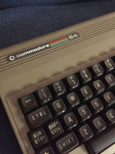 Commodore 64 Computer Keyboard Only Gaming Computer Keyboard