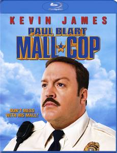 Paul Blart Mall Cop DVD Blu-ray Kevin James, Keir ODonnell