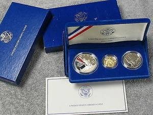 1 United States Liberty Coins Set (West Plano)