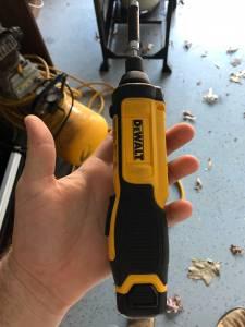 DeWalt cordless screwdriver (New market)