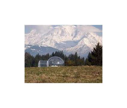 Eco-Bubble Tent for Camping..!!! or the Eco- Bubble Garden
