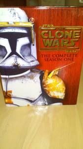 Star Wars: The Clone Wars- The Complete Season One (Blu-ray) (La Puente)