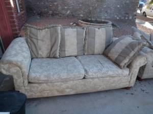 Living room set -Juego de sala (Westside)