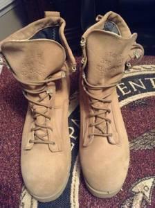 Vibram Military Boots $75.00 (PARKVILLE)