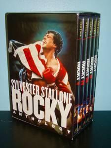 Misc. DVD Sets (Westerville/Galena)