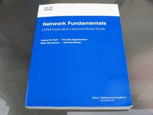 CISCO. Network Fundamentals. CCNA Exploration Labs and Study Guide (W Sunset