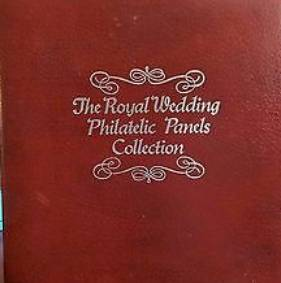 Princess Di Wedding Stamp Album (Bixby Knolls)
