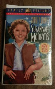 Shirley Temple's Susannah of the Mounties (Las Vegas)