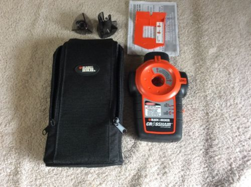 Pre-Owned Black & Decker Crosshairs Auto Laser Level With
