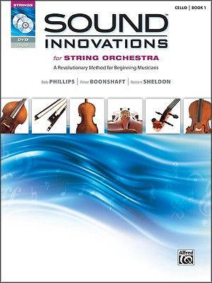 Alfred Sound Innovations for String Orchestra, Cello Book 1