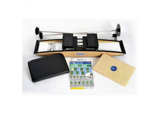 Pro Fitter Physio Kit Enhance Skiing Core Strength Stability -