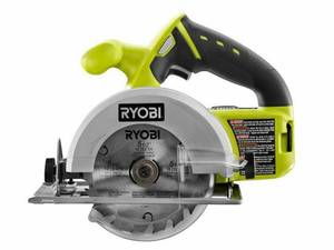 NEW Ryobi 18-Volt ONE+ Lithium-Ion Cordless circular saw (tool only)