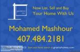 MOHAMED MASHHOUR REAL ESTATE AGENT (floridaUSA)