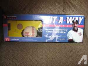 One New Baseball Hitaway - $15 (Springfield,Ohio)