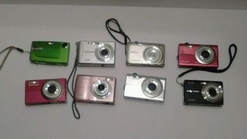 Olympus Digital Cameras Kodak Fuji