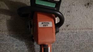 Stihl Chainsaw 021 Chain saw (Farmington Hills)