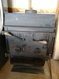 Timberline wood burning stove (Twin falls)