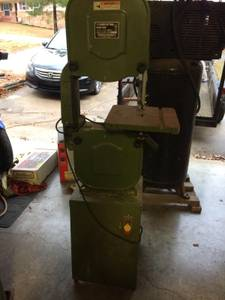 Band saw (Rogers)