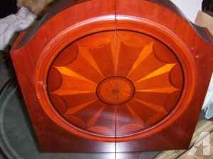 Bombay dart board - $20 (lake county)