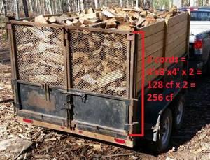 Firewood - Seasoned Hardwood (Herndon)