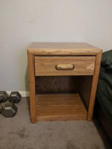 Night stand w/drawer (Philadelphia)