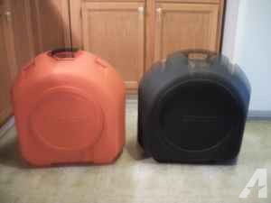 Ludwig Heavy Duty Snare Drum Cases -